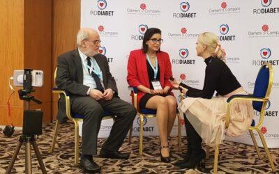 Prof. Dimitri Mikhailidis și Dr. Niki Katsiki: Trebuie să ne protejăm pacienții de complicațiile cardiovasculare