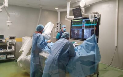 Echipament performant destinat diagnosticului și tratamentului tulburărilor de ritm, la Clinicco Brașov