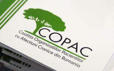 COPAC solicită o politică publică de asigurare a accesului la vaccinare pe durata întregii vieți pentru pacienții cronici