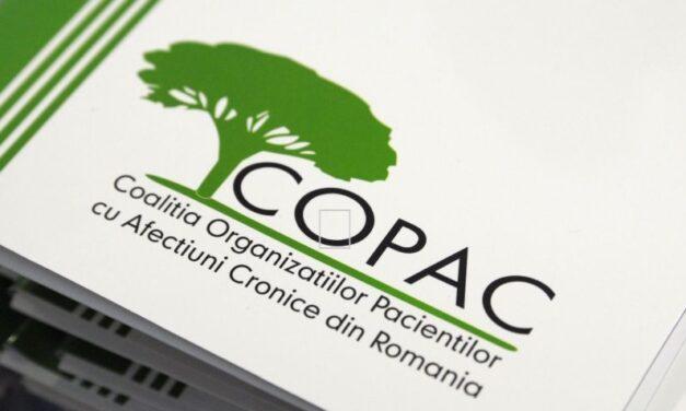 COPAC lansează un program dedicat pacienților cronici care traversează o perioada de depresie