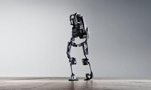 Exoscheletul robotizat extinde opțiunile de reabilitare în urma accidentului vascular cerebral