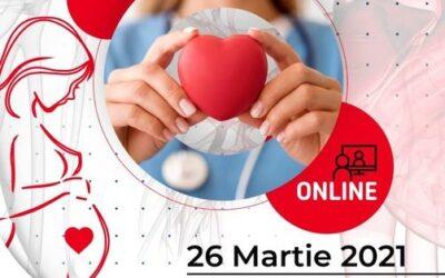 Webinar SRC: Urgențe cardiovasculare la femeia gravidă