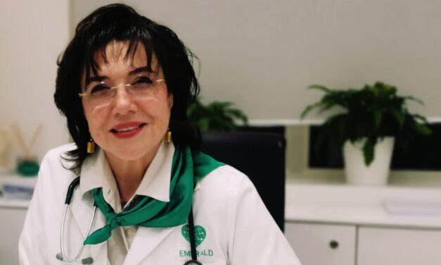 Prof. Dr. Maria Dorobanțu, Centrul Medical Emerald: Pacientul din 2021 este mult mai informat față de unul din 2000, fapt ce ajută și doctorul
