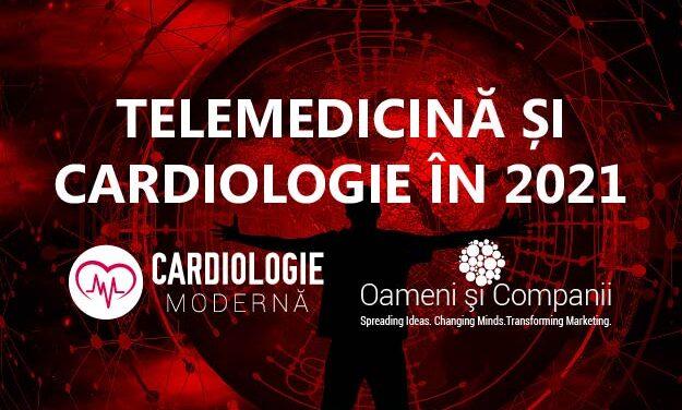 CardiologieModerna.ro: Telemedicină și cardiologie în 2021, subiectul primei întâlniri a comunității