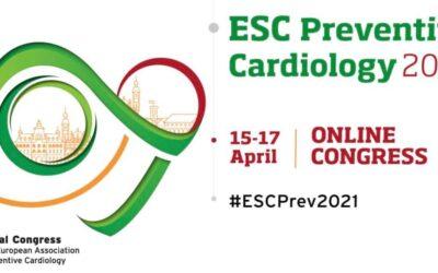 Congresul de Cardiologie Preventivă ESC 2021
