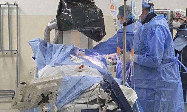 Spitalul Clinic Județean de Urgență Galați a devenit centru regional pentru montarea stimulatoarelor cardiace