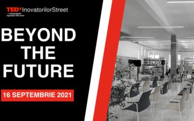 Dr. Ștefan Bușnatu va vorbi la TEDxInovatorilorStreet despre viitorul medicinei