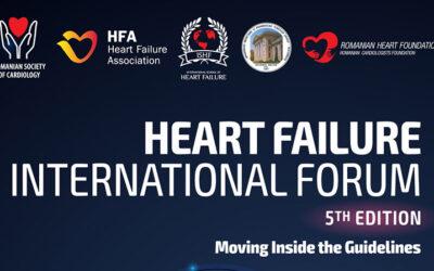 Forumul Internaţional de Insuficienţă Cardiacă – Descoperind cele mai recente ghiduri