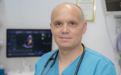 """Dr. Silviu Stanciu, despre abordarea amiloidozei cardiace: """"Amănuntele clinice sunt decisive, pun diagnosticul și salvează, nu rareori, pacientul"""""""